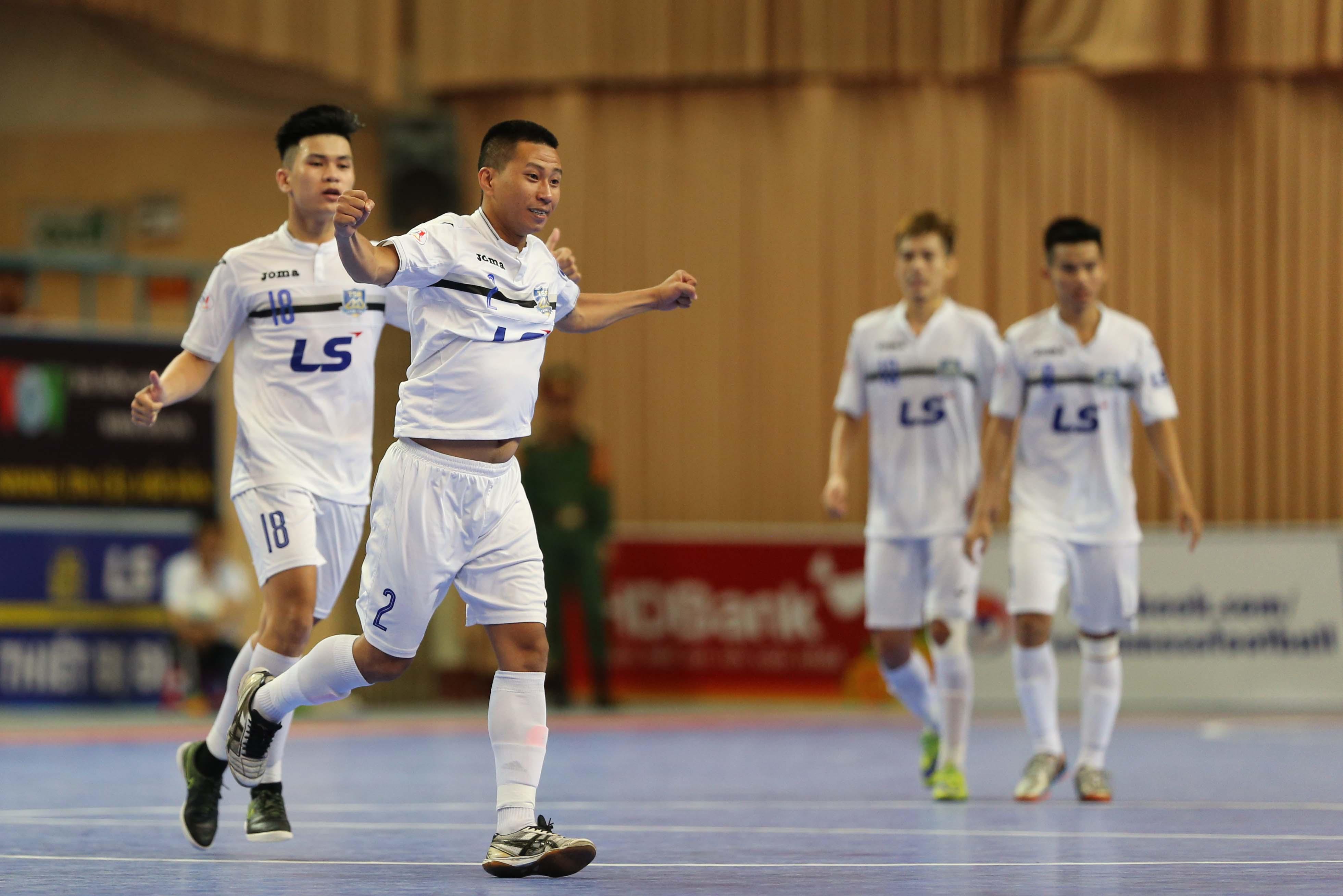 Giải futsal tranh Cúp LS 2017: Thái Sơn Nam sẽ vào chung kết? - Bóng Đá