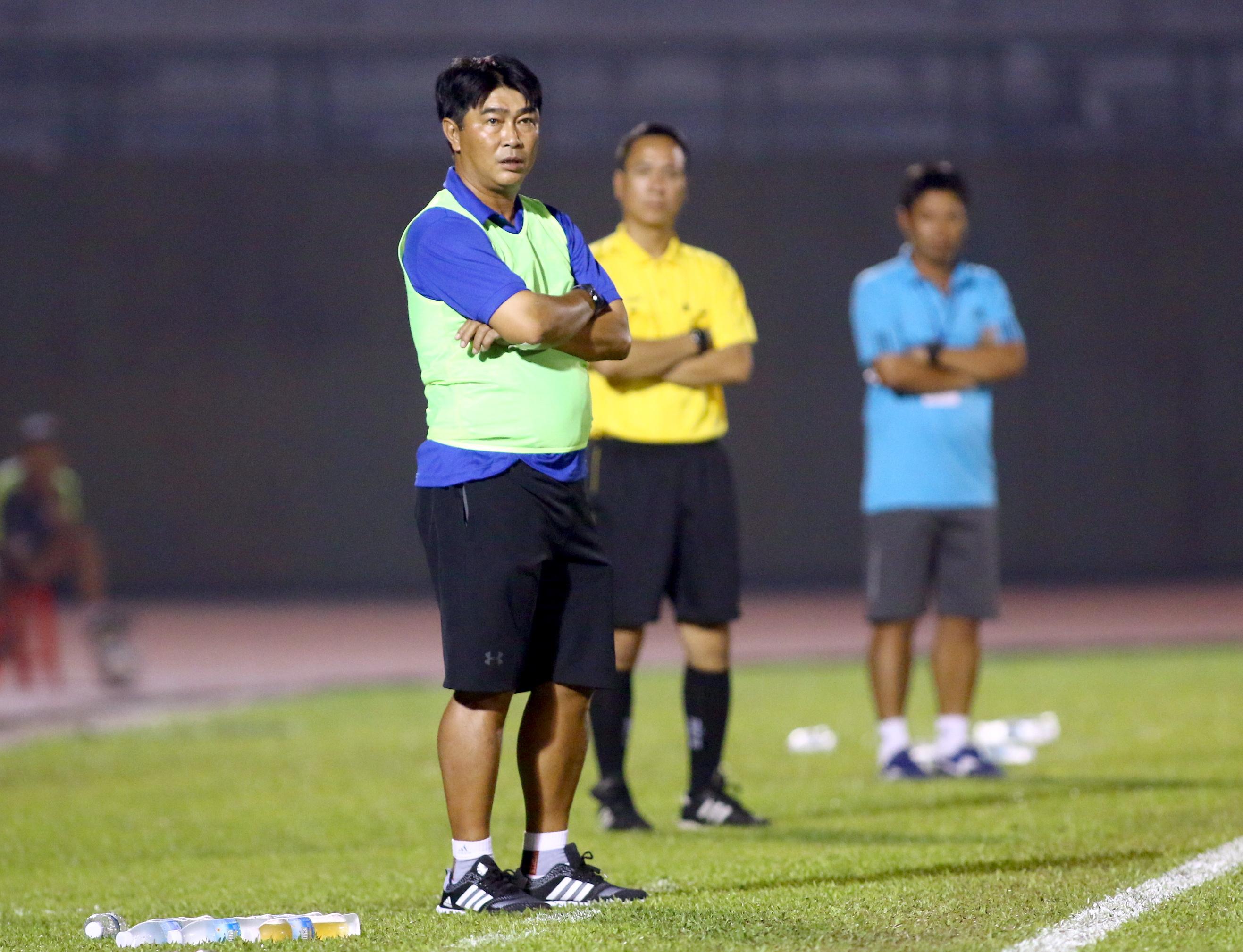 HLV Trần Minh Chiến và trang sử mới cho bóng đá Bình Dương - Bóng Đá