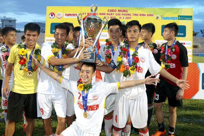 Khởi tranh vòng loại U19 Quốc gia 2018 - Bóng Đá