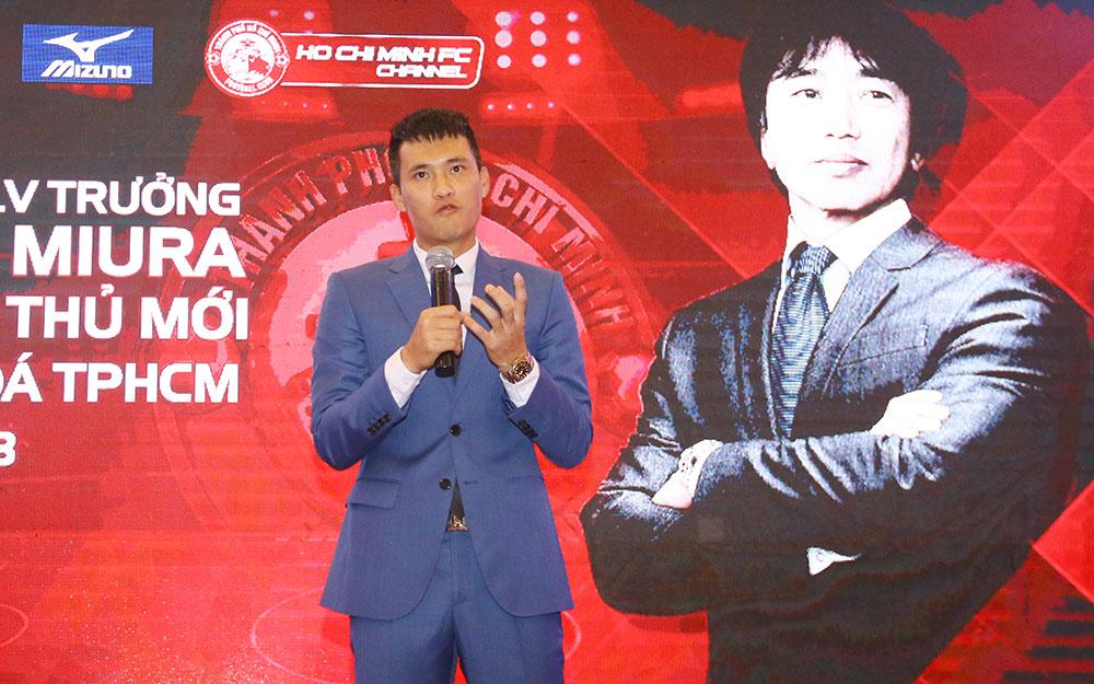 TP.HCM trước thềm V-League 2018: Chờ đợi sự khác biệt đến từ HLV Miura - Bóng Đá