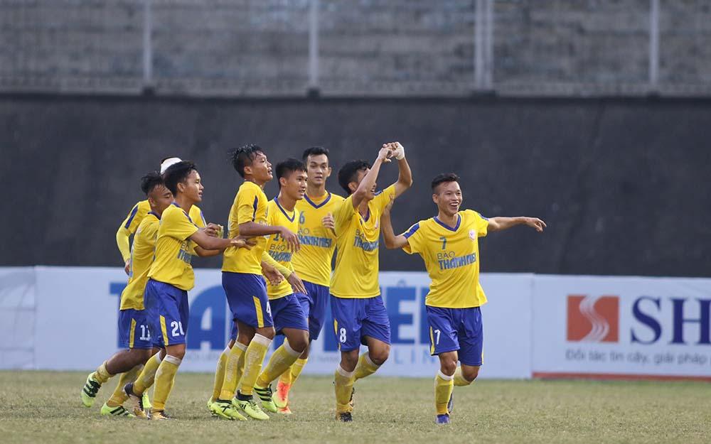 Đánh bại Viettel, Động Tháp chạm trán Hà Nội ở VCK U19 Quốc gia - Bóng Đá