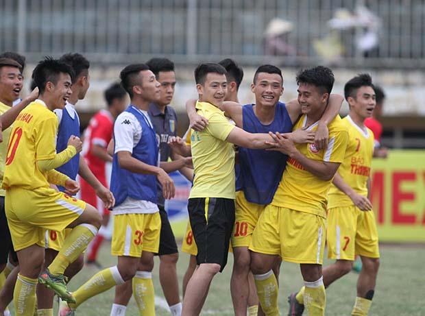 Vào chung kết U19 Quốc, HLV Hà Nội muốn gặp Đồng Tháp - Bóng Đá