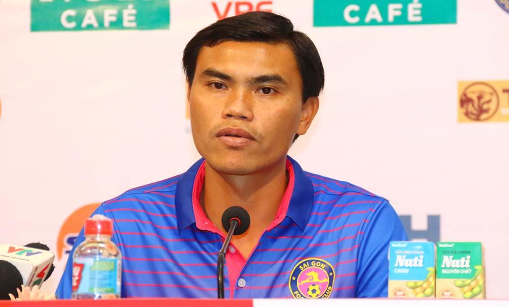 Thắng Sài Gòn FC 2-1, HLV Toshiya Miura vẫn chưa tìm ra nhân tài để gửi gắm thầy Park ở ĐTQG - Bóng Đá