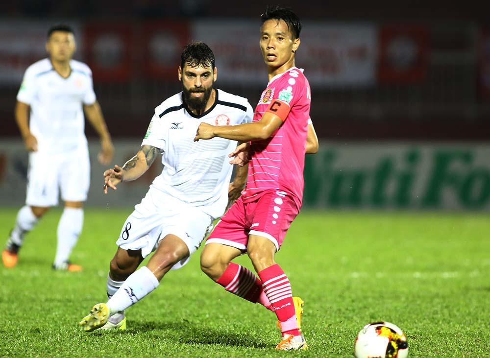 V-League 2018: Sài Gòn FC thấy gì sau hai trận thua? - Bóng Đá