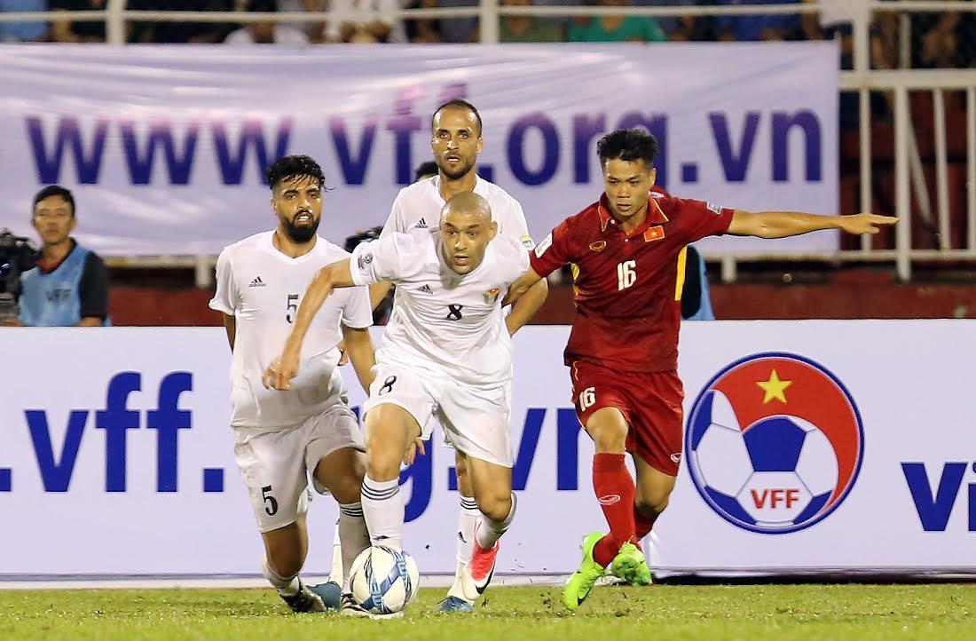 ĐT Jordan vs ĐT Việt Nam: Tiếng gọi từ Thường Châu
