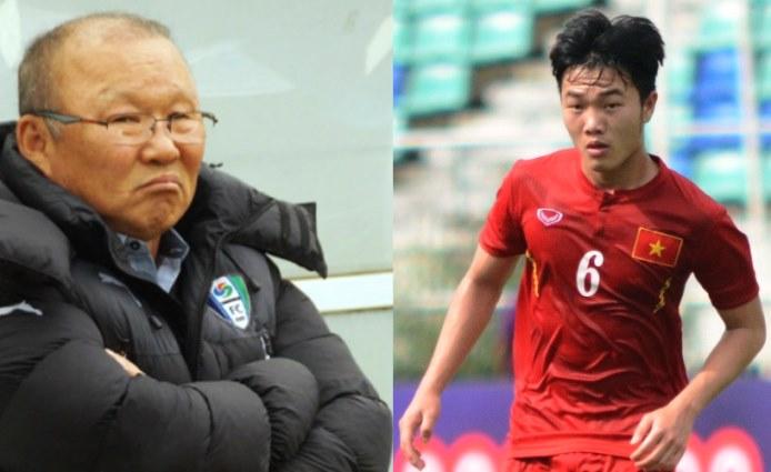Tiết lộ lý do HLV Park Hang-seo thay Xuân Trường - Bóng Đá