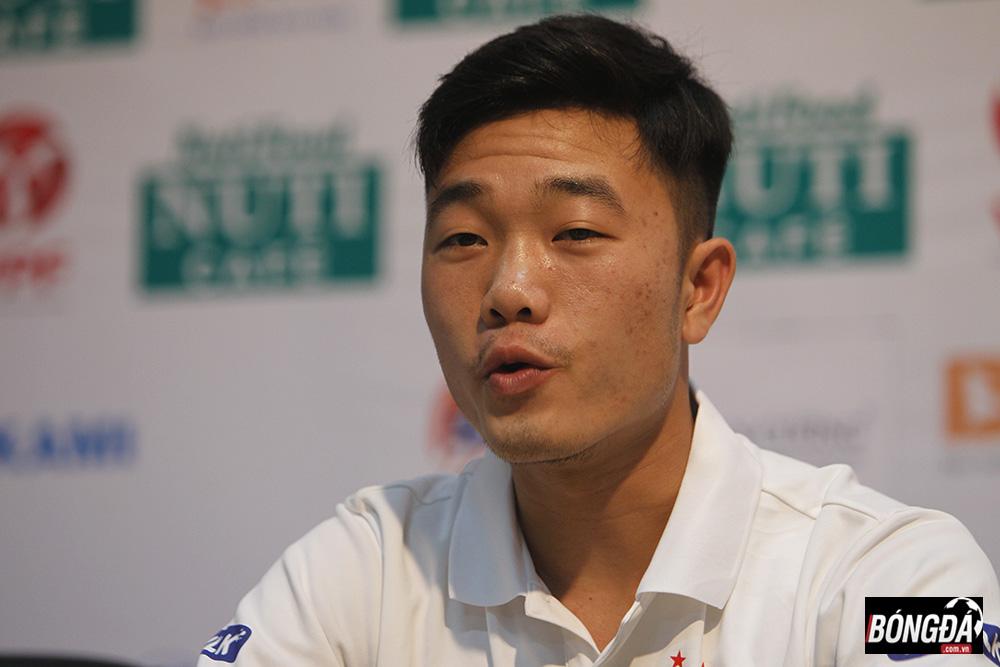 Xuân Trường nói gì trước trận đấu gặp Sài Gòn FC? - Bóng Đá