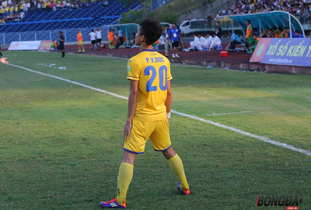 Tuyển thủ U23 tỏa sáng SLNA có điểm rời Cần Thơ - Bóng Đá