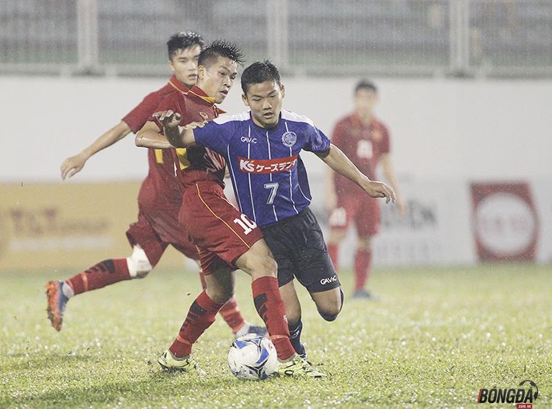 Lịch thi đấu U19 Việt Nam tại giải  Suwon JS Cup 2018 - Bóng Đá