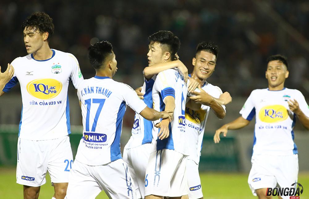 Bàn thắng đẹp nhất vòng 5 V-League, gọi tên Văn Đức - Xuân Trường - Bóng Đá