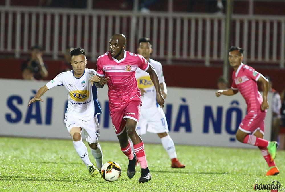 Tháo nút thắt quan trọng, Sài Gòn FC sẽ hồi sinh? - Bóng Đá