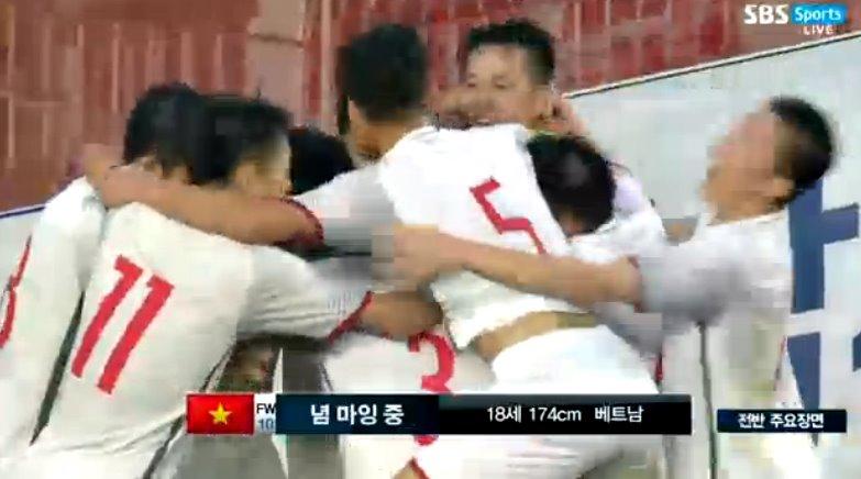 Chia điểm với Hàn Quốc, U19 Việt Nam ngẩng cao đầu rời giải - Bóng Đá