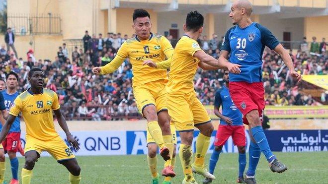 Em họ Văn Quyến lập siêu phẩm, SLNA vẫn không thể thoát thua ở AFC Cup - Bóng Đá