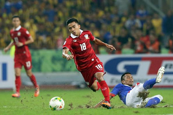 AFF Cup 2018: Tiền vệ Thitipan, Thái Lan sẽ đánh bại Việt Nam và Philippines - Bóng Đá