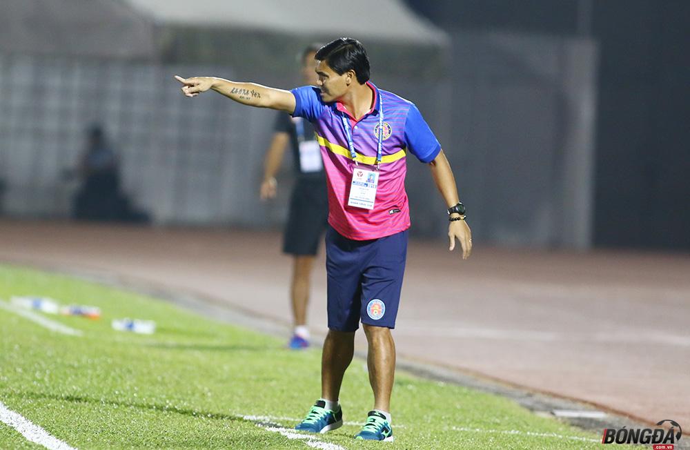 HLV Phan Văn Tài Em dần đưa Sài Gòn FC trở lại quỹ đạo - Bóng Đá