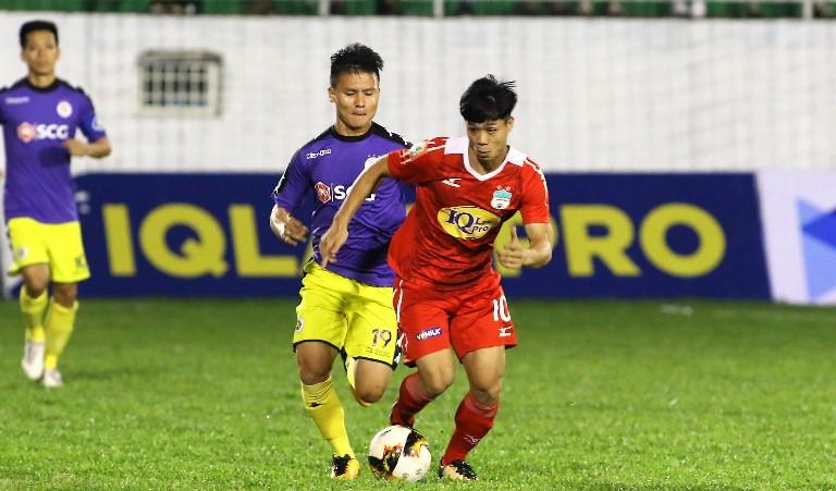 """19h00 ngày 15/05, Hà Nội FC vs HAGL: """"Tử chiến"""" giữa lòng thủ đô - Bóng Đá"""