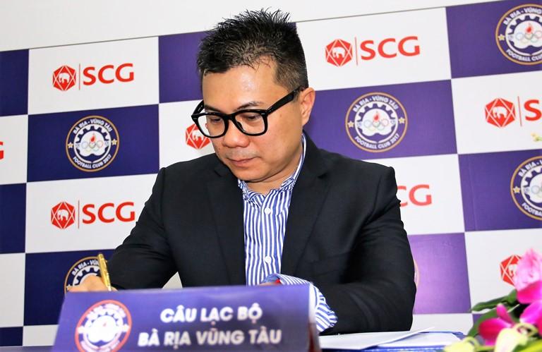 """Có """"Đại gia"""" Thái Lan chống lưng đội bóng hạng nhì Bà Rịa Vũng Tàu quyết tâm thăng hạng - Bóng Đá"""