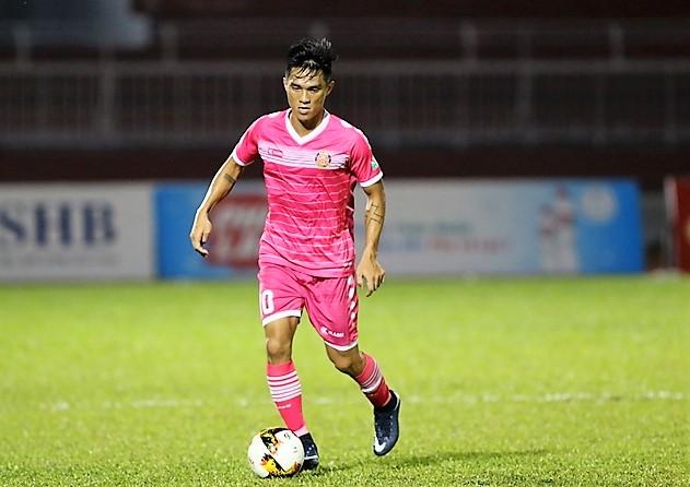 Hoàng Thiên và điểm tựa trên hàng công của Sài Gòn FC - Bóng Đá