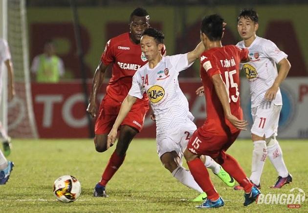 """Điểm tin bóng đá Việt Nam sáng 08/06: """"Sao trẻ"""" HAGL muốn hồi sinh từ hạng nhất - Bóng Đá"""