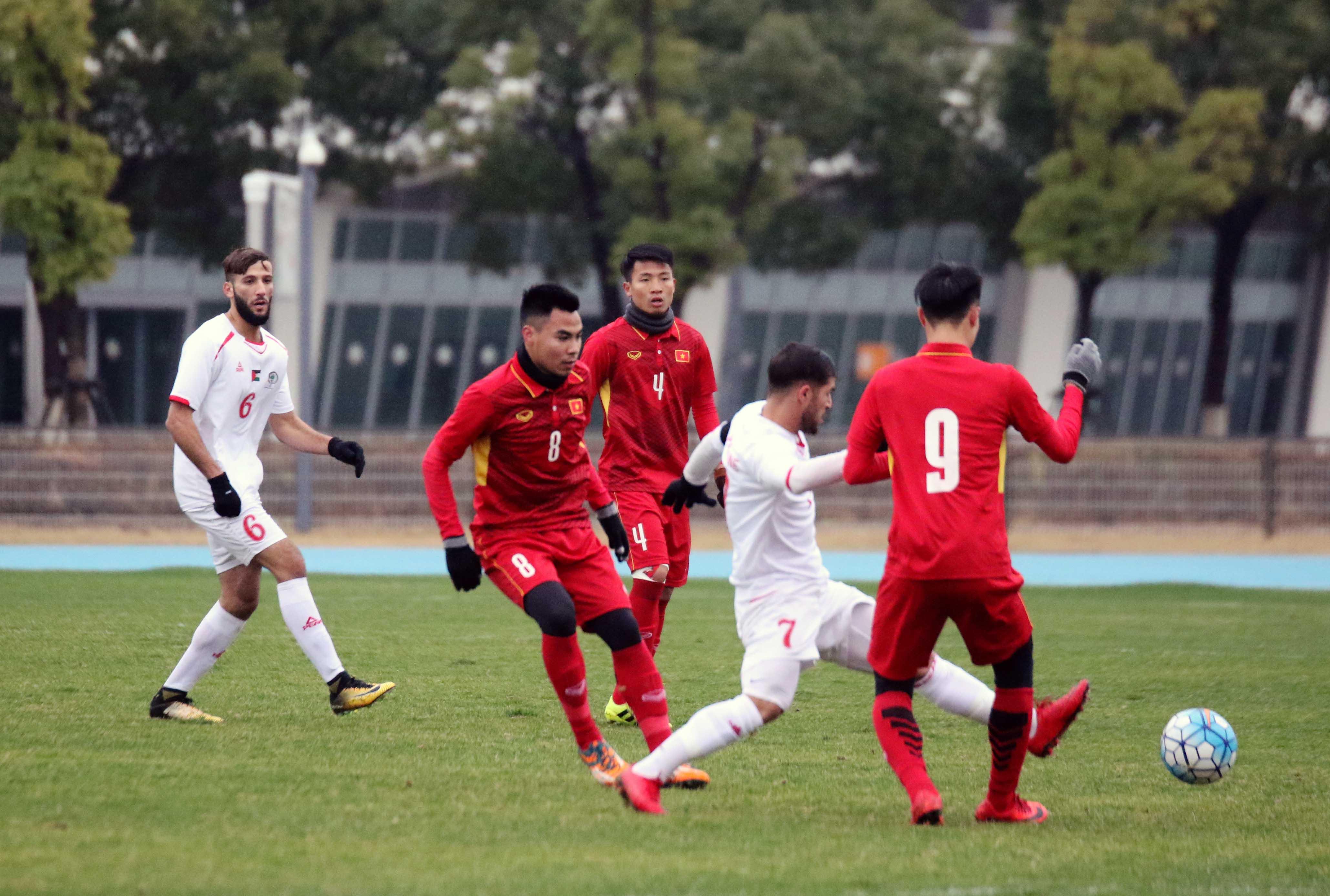 VFF loại Australia, thầy trò Park Hang-seo đấu U23 Palestine - Bóng Đá