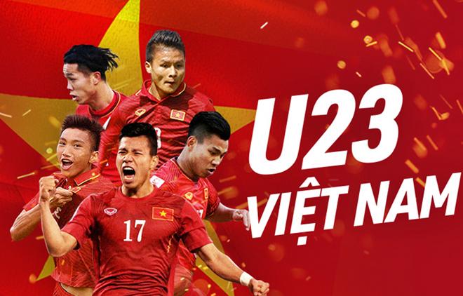 Lịch thi đấu cụ thể U23 Việt Nam tại giải tứ hùng U23 Quốc tế 2018 - Bóng Đá