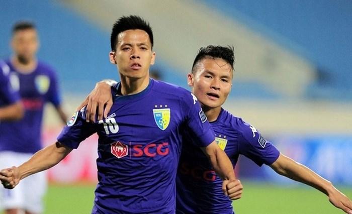 Ngược dòng ấn tượng trên sân Thanh Hóa, Hà Nội FC chạm 1 tay vào ngôi vô địch - Bóng Đá