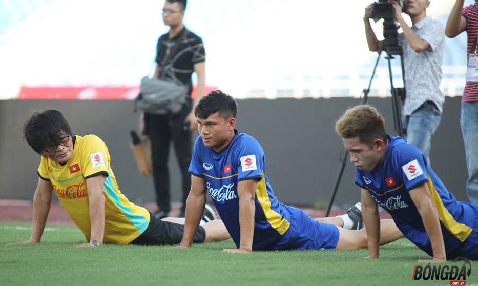Điểm tin bóng đá Việt Nam sáng 02/08: Thầy Park lo lắng vấn nạn chấn thương U23 Việt Nam, ASIAD 2018 bốc thăm lại - Bóng Đá
