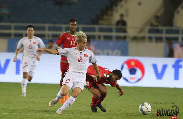 TRỰC TIẾP U23 Việt Nam 0-0 U23 Oman (H2): Đức Chinh vào sân thay Tiến Linh - Bóng Đá