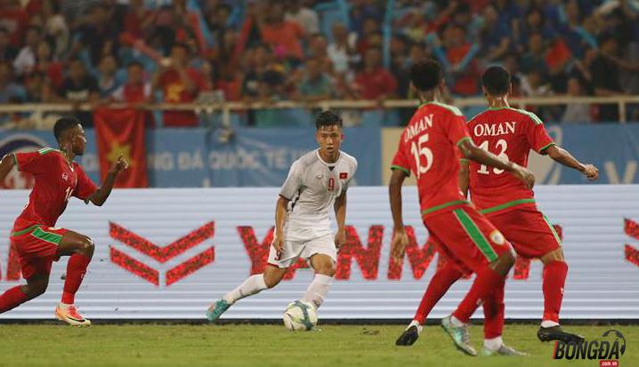 TRỰC TIẾP U23 Việt Nam vs U23 Oman: U23 Việt Nam ép sân đối thủ - Bóng Đá