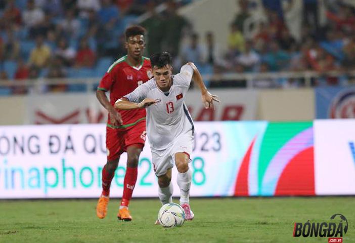 TRỰC TIẾP U23 Việt Nam 0-0 U23 Oman (H1): Thế trận đôi công - Bóng Đá