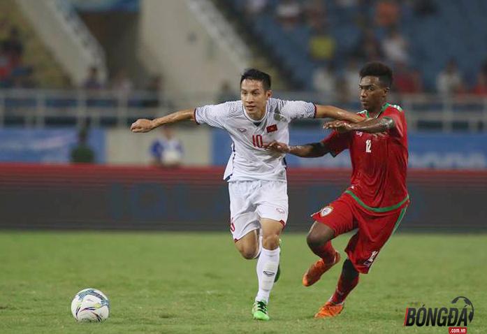 TRỰC TIẾP U23 Việt Nam 0-0 U23 Oman (H2): Văn Toàn vào sân - Bóng Đá