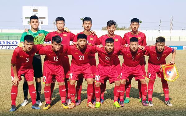 15h30 ngày 6/8: U16 Việt Nam vs U16 Myanmar: Lệnh phải thắng - Bóng Đá