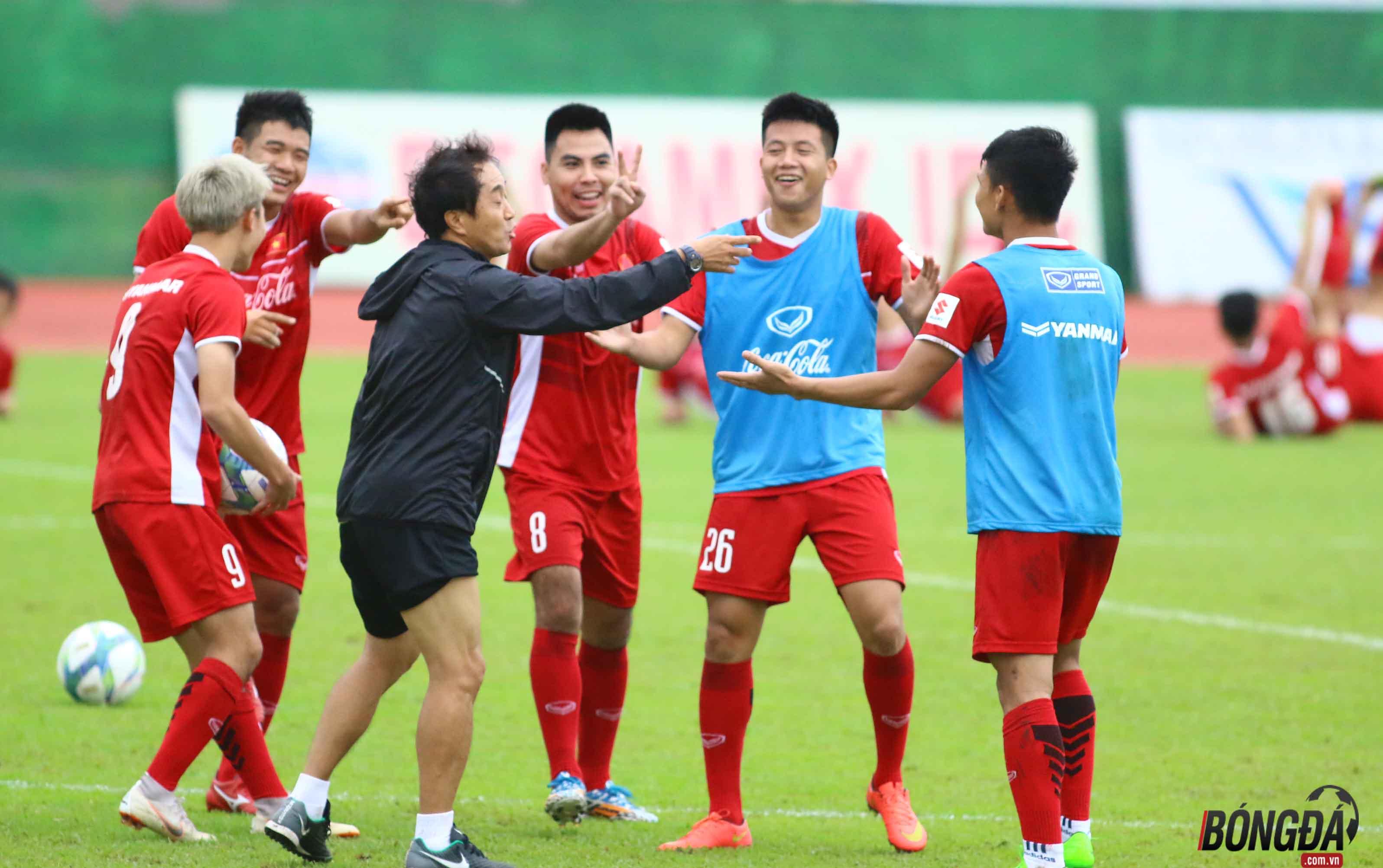 """""""U23 Việt Nam hướng đến ngôi đầu bảng tại Asiad 2018"""" - Bóng Đá"""