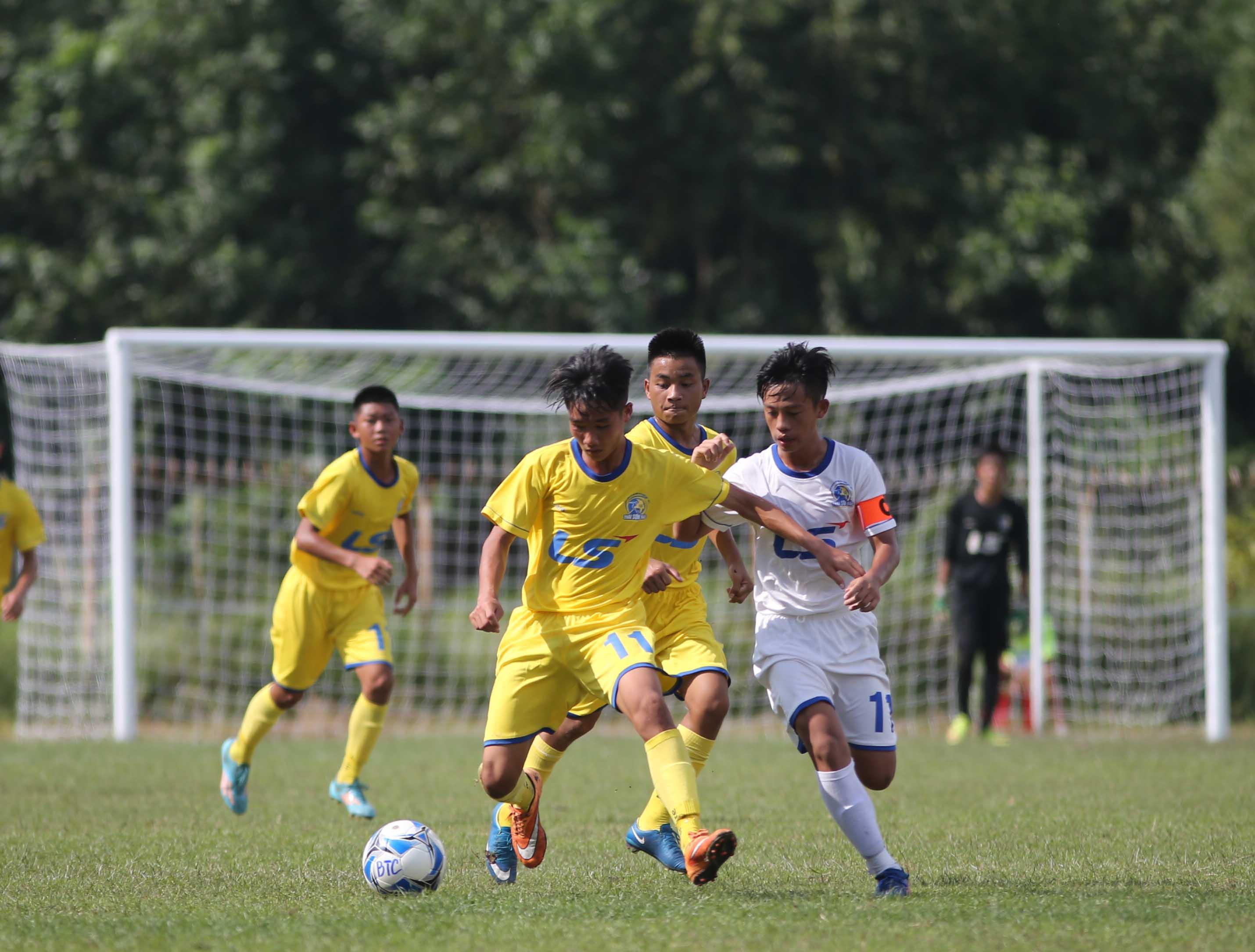 Khởi tranh VCK U15 Quốc gia 2018: Chờ đợi bữa tiếc bóng đá trẻ - Bóng Đá