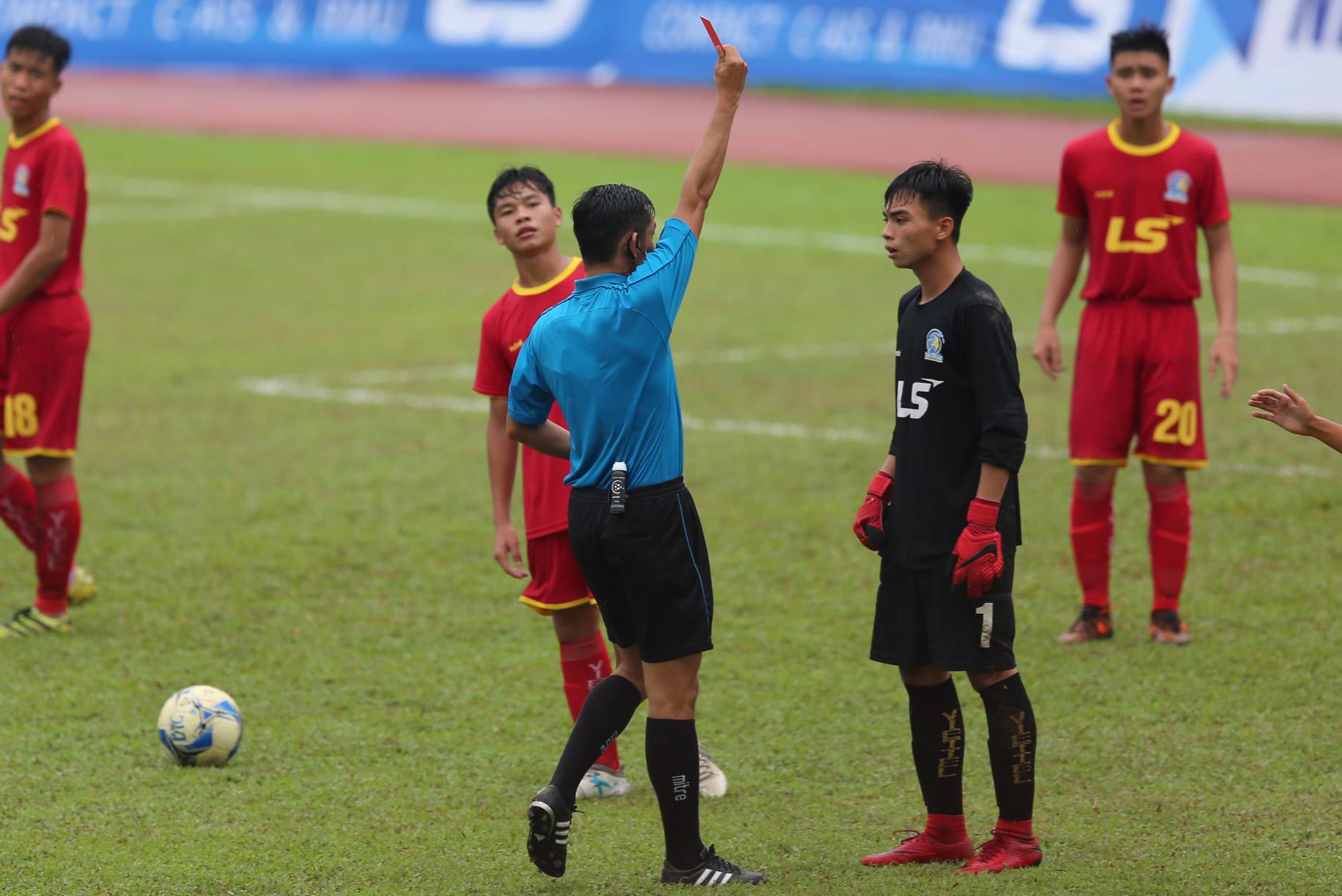 Bảng B, VCK U15 Quốc gia 2018: Viettel thắng kịch tính, Thanh Hóa thua tan nát     - Bóng Đá