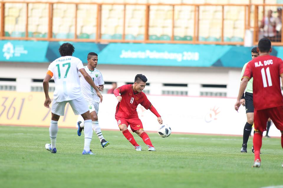 TRỰC TIẾP U23 Việt Nam 2-0 U23 Pakistan (H2): Văn Quyết nhân đôi cách biệt - Bóng Đá