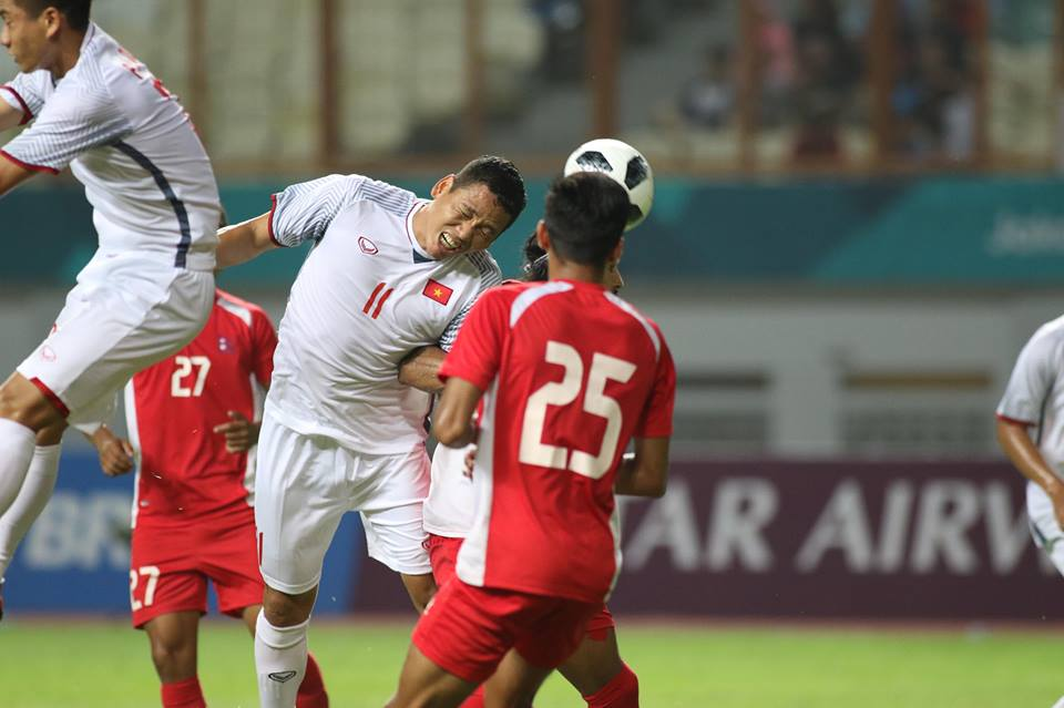 TRỰC TIẾP U23 Việt Nam 0-0 U23 Nepal (H1): Vẫn chưa có bàn thắng giành cho U23 Việt Nam - Bóng Đá