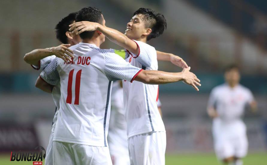 TRỰC TIẾP U23 Việt Nam 2-0 U23 Nepal (H2): Văn Đức nhân đôi cách biệt - Bóng Đá
