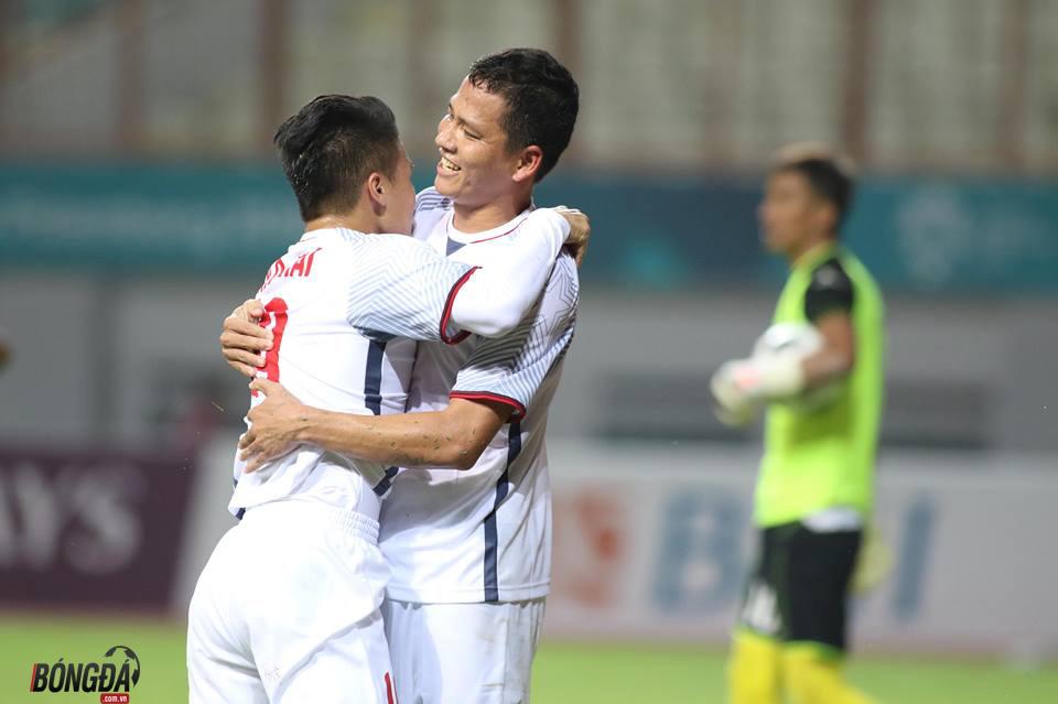 TRỰC TIẾP U23 Việt Nam 1-0 U23 Nepal (H1): Anh Đức lập công - Bóng Đá