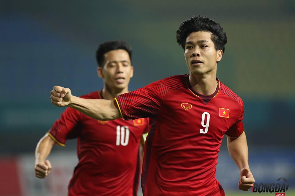 TRỰC TIẾP U23 Việt Nam vs U23 Syria: Công Phượng - Đức Chinh đá chính, Anh Đức dự bị - Bóng Đá
