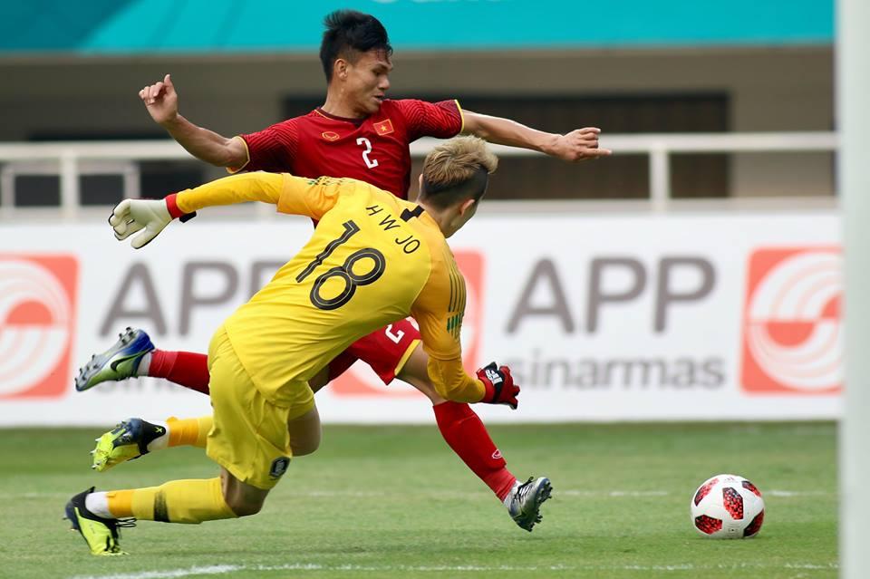 TRỰC TIẾP U23 Việt Nam 0-2 U23 Hàn Quốc (Hiệp 1): Văn Quyết chưa thể ghi bàn rút ngắn tỉ số - Bóng Đá