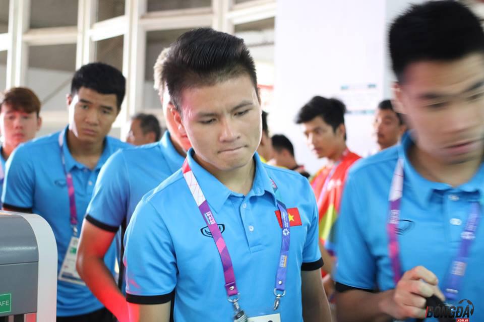 TRỰC TIẾP U23 Việt Nam vs U23 Hàn Quốc (H1): Thầy Park tính đường thủ chắc, công cực sắc - Bóng Đá