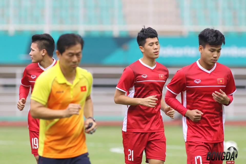 TRỰC TIẾP U23 Việt Nam vs U23 Hàn Quốc: Xuân Trường mang băng đội trưởng, Văn Quyết dự bị - Bóng Đá