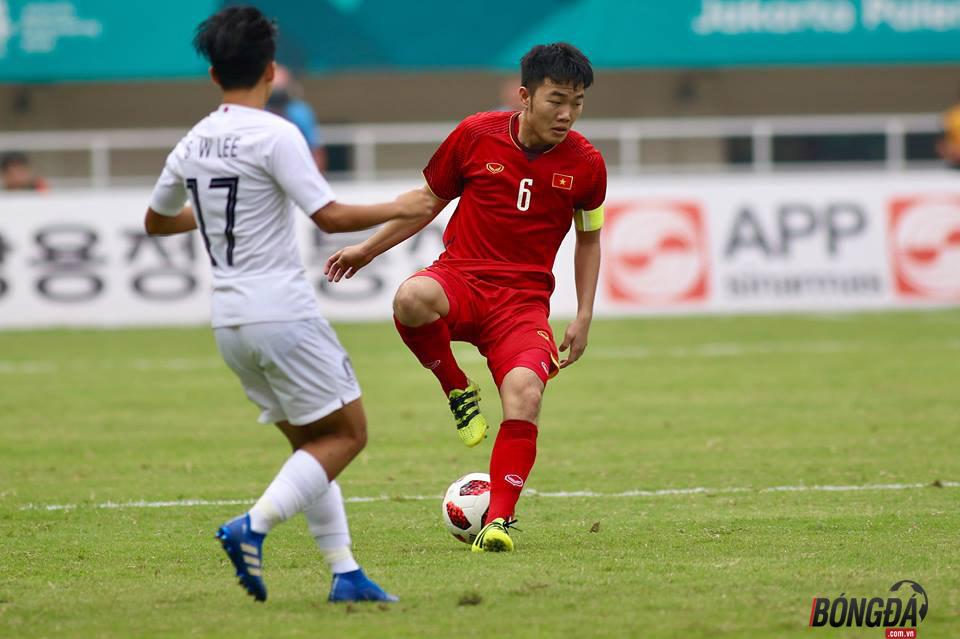 TRỰC TIẾP U23 Việt Nam 0-1 U23 Hàn Quốc (Hiệp 1): Anh Đức - Quang Hải tìm kiếm bàn gỡ - Bóng Đá