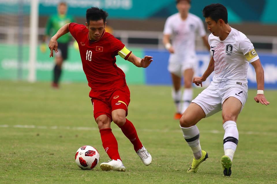 TRỰC TIẾP U23 Việt Nam 0-2 U23 Hàn Quốc (Hiệp 2): Minh Vương vào sân thay Xuân Trường - Bóng Đá