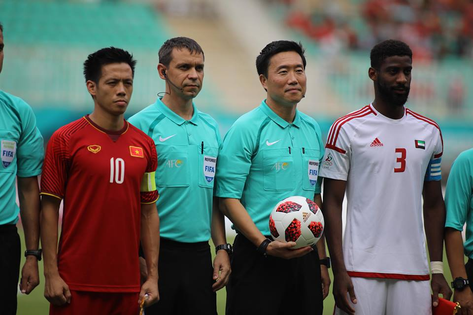 TRỰC TIẾP U23 Việt Nam 0-0 U23 UAE (HIỆP 1): Việt Nam tấn công phủ đầu - Bóng Đá