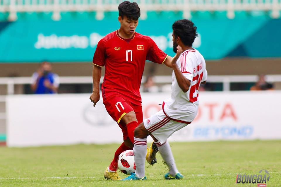 TRỰC TIẾP U23 Việt Nam 1-1 U23 UAE (HIỆP 1): Hai đội cưa điểm - Bóng Đá