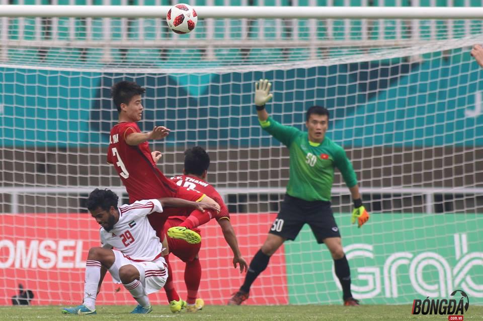 TRỰC TIẾP U23 Việt Nam 1-1 U23 UAE: Đấu súng cân não - Bóng Đá