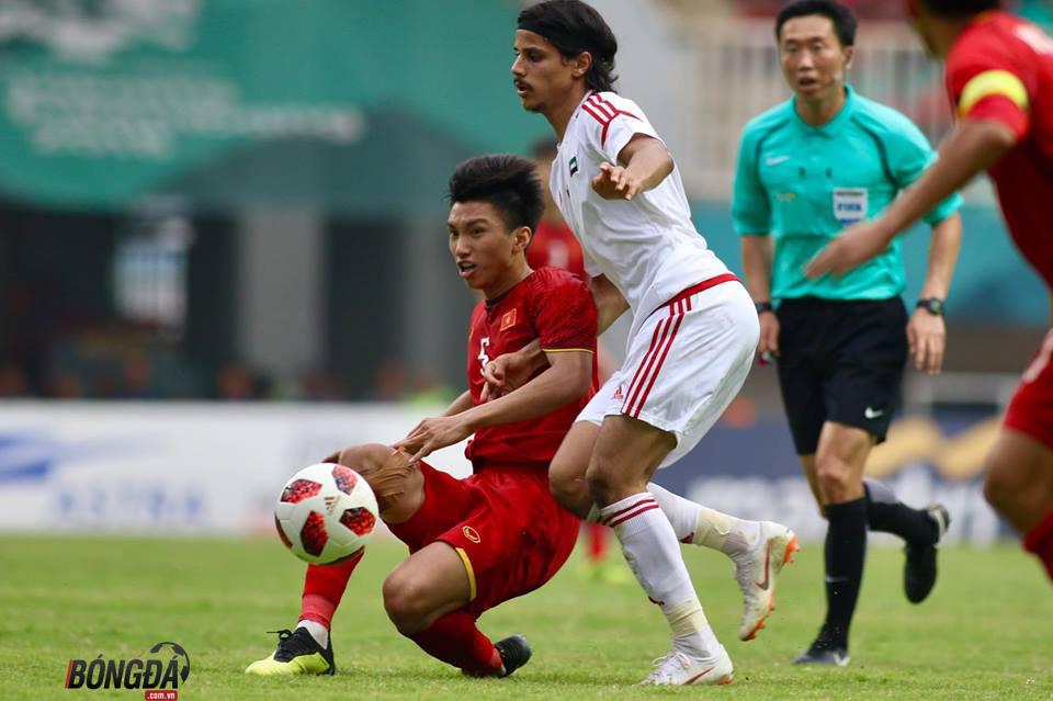 TRỰC TIẾP U23 Việt Nam 1-1 U23 UAE (HIỆP 1): Minh Vương vào sân thay Văn Toàn - Bóng Đá