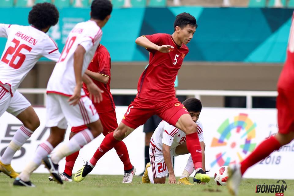 TRỰC TIẾP U23 Việt Nam 1-1 U23 UAE (HIỆP 1): Thế trận đôi công - Bóng Đá